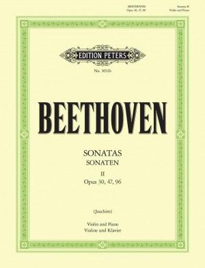 Beethoven: Sonatas for Violin and Piano Volume 2