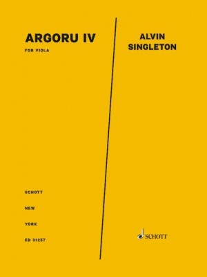 Singleton, A: Argoru IV