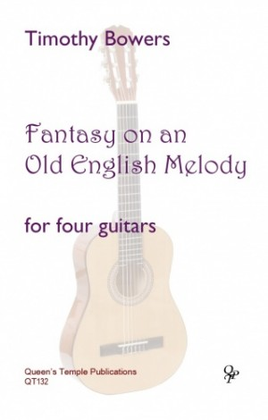 Bowers: Fantasy on an Old English Melody