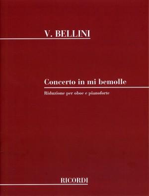 Vincenzo Bellini: Concerto In Mi Bemolle Per Oboe E Archi