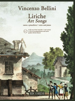 Vincenzo Bellini: Liriche - Art Songs