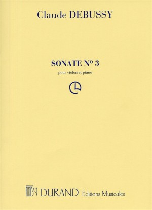 Claude Debussy: Sonate No.3 Product Image