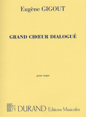 Eugene Gigout: Grand Choeur Dialogue (Organ)
