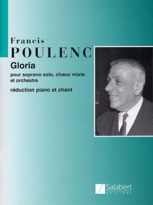 Francis Poulenc: Gloria (Soprano/SATB)