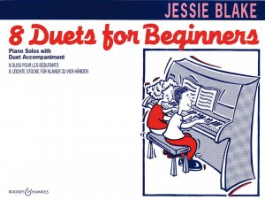 Jessie Blake: Eight Duets for Beginners