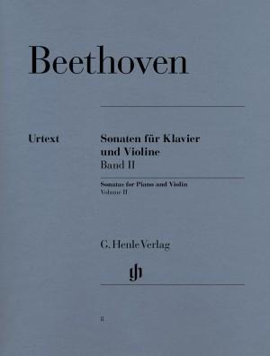 Beethoven, L v: Sonatas for Piano and Violin Vol. 2