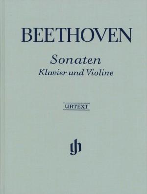 Beethoven, L v: Sonatas for Piano and Violin Vol. 1&2