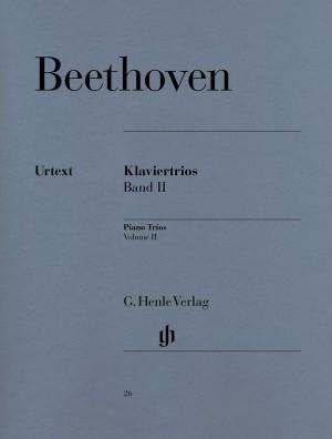 Beethoven, L v: Piano Trios Vol. 2