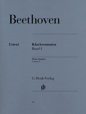 Beethoven, L v: Piano Sonatas Vol. 1