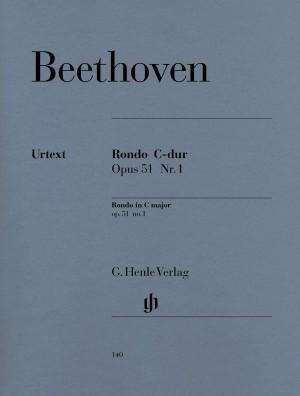 Beethoven, L v: Rondo C major op. 51/1
