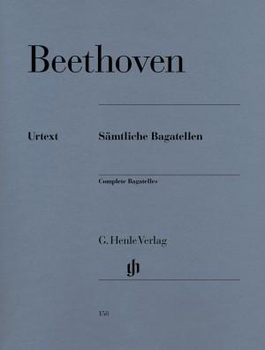Beethoven, L v: Complete Bagatelles