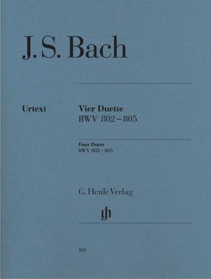 Bach, J S: Four Duets BWV 802-805