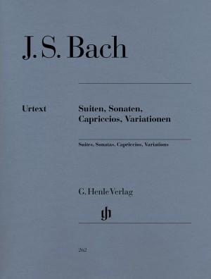 Bach, J S: Suites, Sonatas, Capriccios, Variations