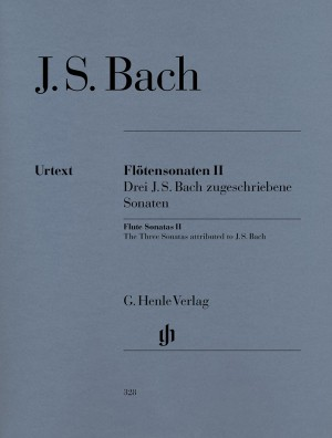 Bach, J S: Flute Sonatas Band 2