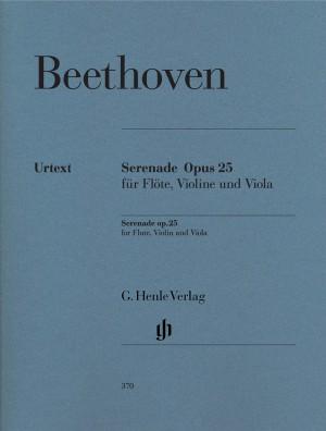 Beethoven, L v: Serenade in D op. 25