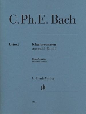 Bach, C P E: Selected Piano Sonatas Vol. 1