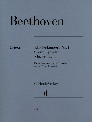 Beethoven, L v: Concerto for Piano and Orchestra No. 1 C major op. 15