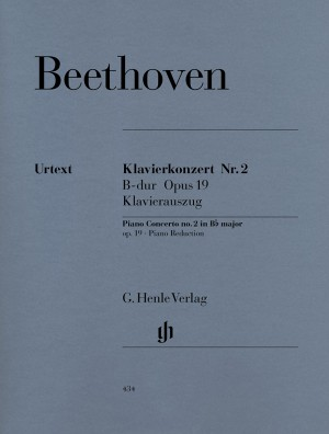 Beethoven, L v: Concerto for Piano and Orchestra No. 2 B flat major op. 19