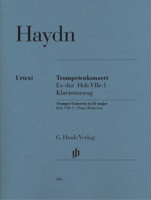 Haydn: Trumpet Concerto in E flat major, Hob  VIIe:1 (page 1 of 7