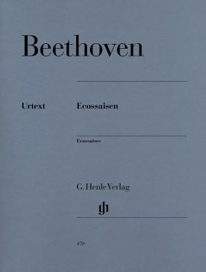 Beethoven, L v: Ecossaises WoO 83 und WoO 86