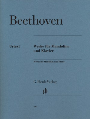 Beethoven, L v: Works for Mandolin and Piano