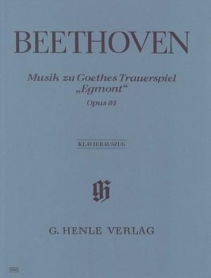 Beethoven, L v: Music to J.W. v. Goethe's Tragedy Egmont op. 84