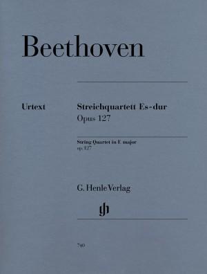 Beethoven, L v: String Quartet E flat major op. 127