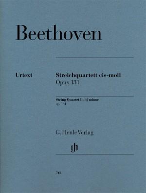 Beethoven, L v: String Quartet c sharp minor op. 131
