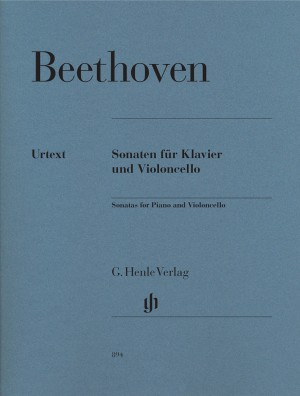 Beethoven, L v: Sonatas for Piano and Violoncello