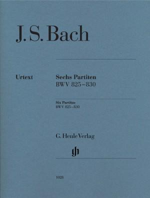 Bach, J S: 6 Partitas BWV 825-830