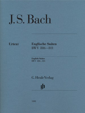Bach, J S: English Suites BWV 806-811