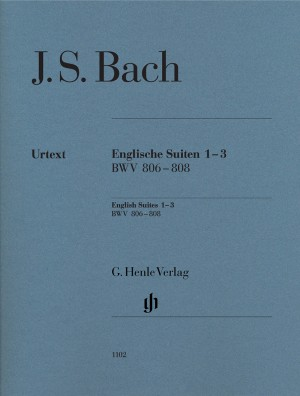 Bach, J S: English Suites 1-3 BWV 806-808