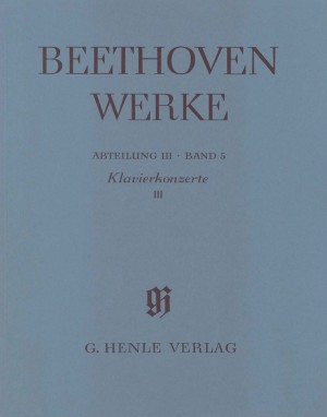 Beethoven, L v: Piano Concertos III