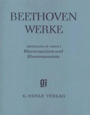 Beethoven, L v: Piano Quintet and Quartets