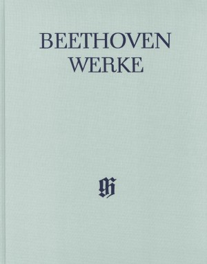 Beethoven, L v: Works for Piano and one Instrument (with critical report)