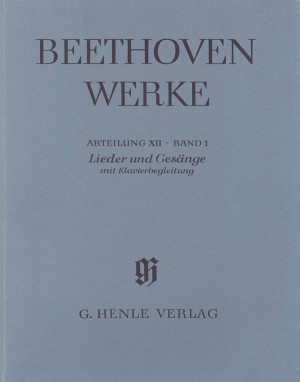 Beethoven, L v: Songs with piano accompaniment