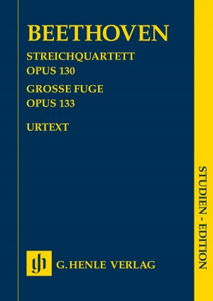 Beethoven, L v: String Quartet op 130 - Grosse Fuge op 133