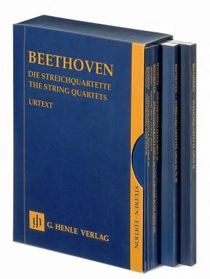 Beethoven, L v: String Quartets (Complete)