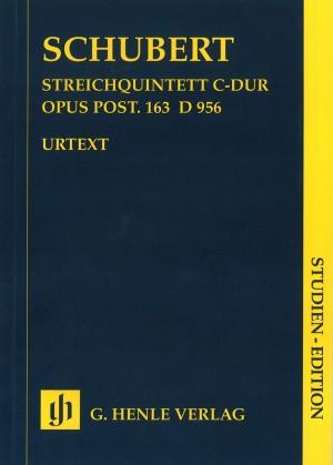 Schubert, F: String Quintet in C op. post. 163 D 956 Product Image