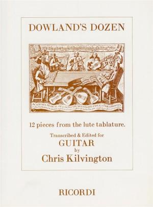 John Dowland: Dowland's Dozen Gtr