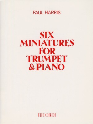 Paul Harris: Six Miniatures