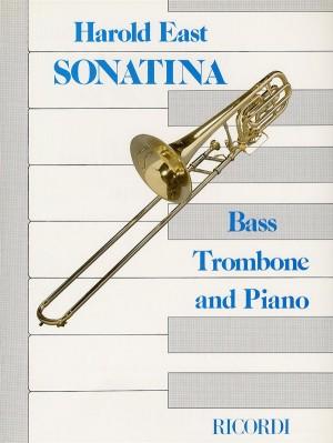 Harold East: Sonatina B-Tbn & Pf