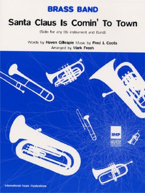 F. Coots_H. Gillespie: Santa Claus is comin' to town