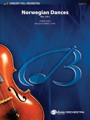 Edvard Grieg: Norwegian Dances Nos. 2 & 3