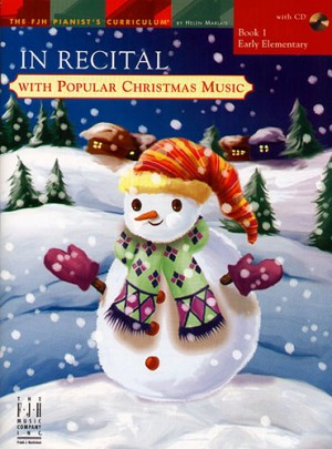 Edwin McLean_Kevin Olson: In Recital with Popular Christmas Music - Book 1