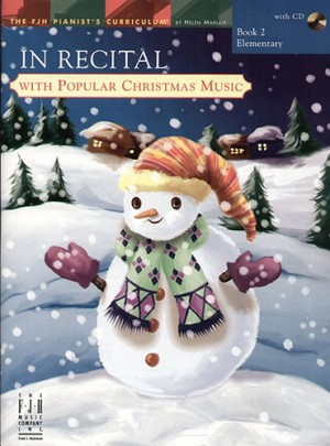 Edwin McLean_Kevin Olson: In Recital with Popular Christmas Music - Book 2