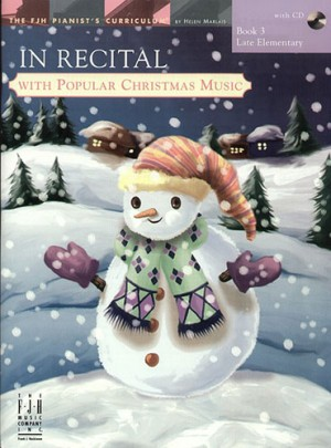 Edwin McLean_Kevin Olson: In Recital with Popular Christmas Music - Book 3