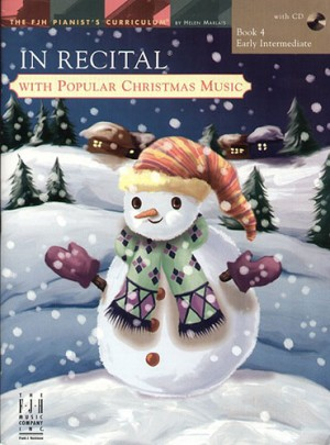 Edwin McLean_Kevin Olson: In Recital with Popular Christmas Music - Book 4