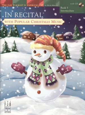 Edwin McLean_Kevin Olson: In Recital with Popular Christmas Music - Book 5