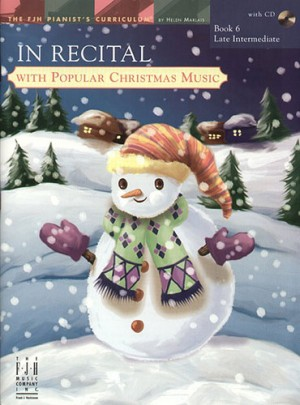 Edwin McLean_Kevin Olson: In Recital with Popular Christmas Music - Book 6